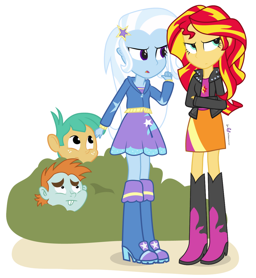 Those Two Are Mine by dm29
