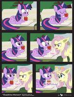 Comic Block: Snacktime Manners by dm29