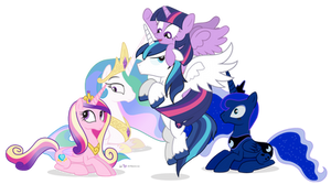 Ascension of the Stallicorn