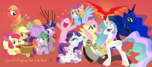 2014: Year of the Prosperous Pony - Redux