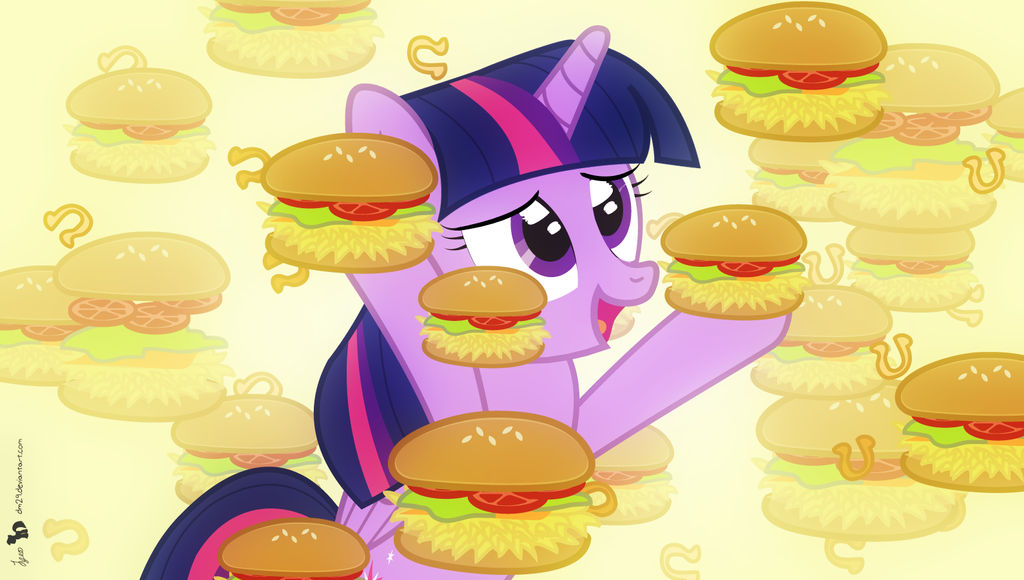 I Dream of Hayburgers (Reprise)