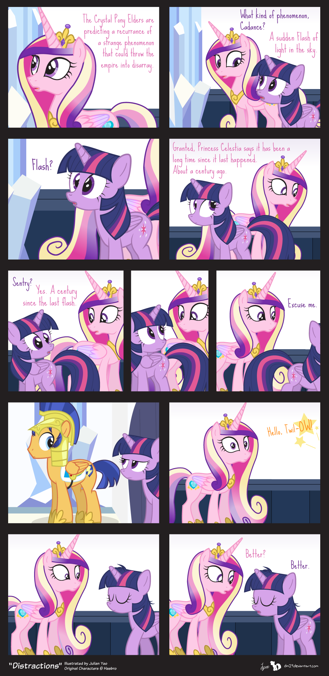 Comic Block Distractions By Dm29 On Deviantart