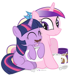 Cadance's Little Cup of Happiness