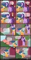 Comic Block: It's a Date by dm29