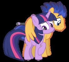 I Got Your Back, Princess. by dm29
