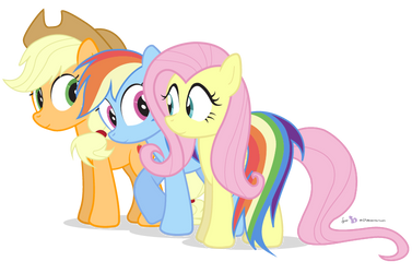 Don't Worry, Fluttershy by dm29