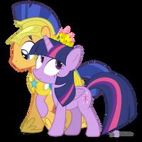 The Princess' Escort by dm29