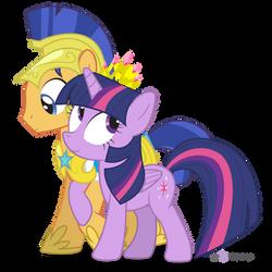 The Princess' Escort