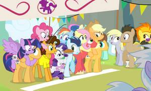 The 3rd Annual Rainbow Falls Stallion Run