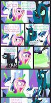 Comic Block: The Masterplan by dm29