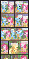Comic Block: Drink Like A Horse by dm29
