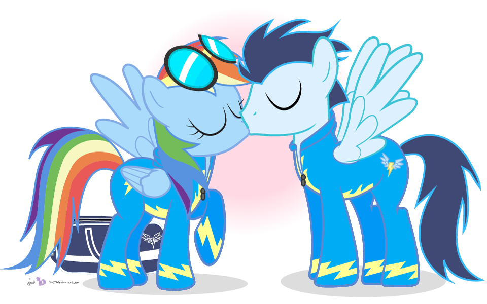 Soarin' Sky High by dm29 on DeviantArt