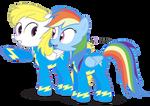 Wonderbolt Siblings [!R]