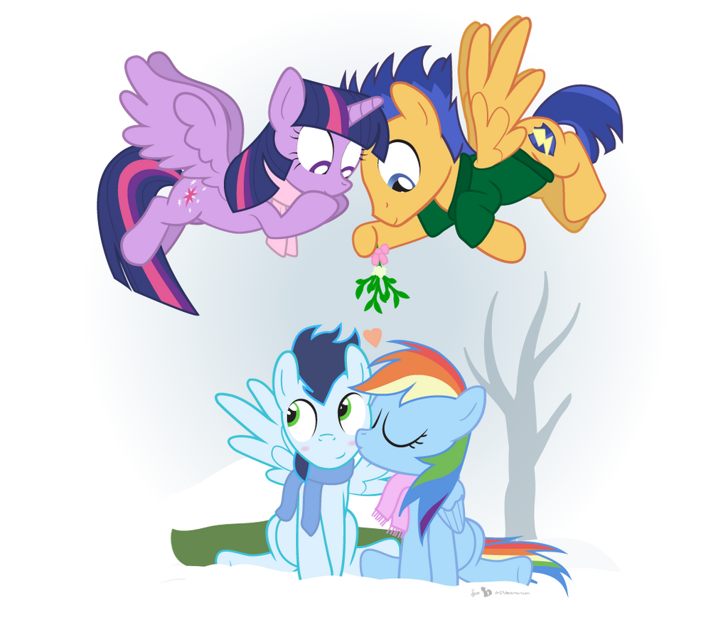 SparkleFlash Mistletoe Mobilisation Team! by dm29 on ...