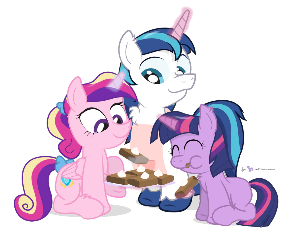 Best Brownies - Fuzznums by dm29