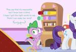 A Spike Horse Valentine