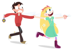 Star and The Safe Kid in: 'Running With Scissors'