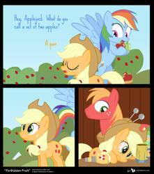 Comic Block: Forbidden Fruit by dm29