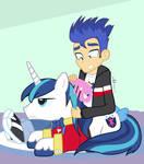 Who's a Pretty Pony?