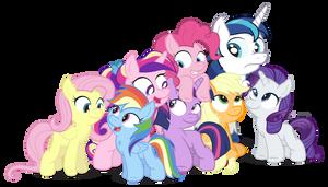 Fwuffy Puff Ponies