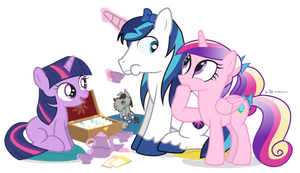Twily Tea Party
