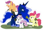 Cutie Mark Dreamscapers NO!