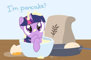 I'm Pancake?