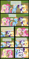 Comic Block: Power Struggle by dm29