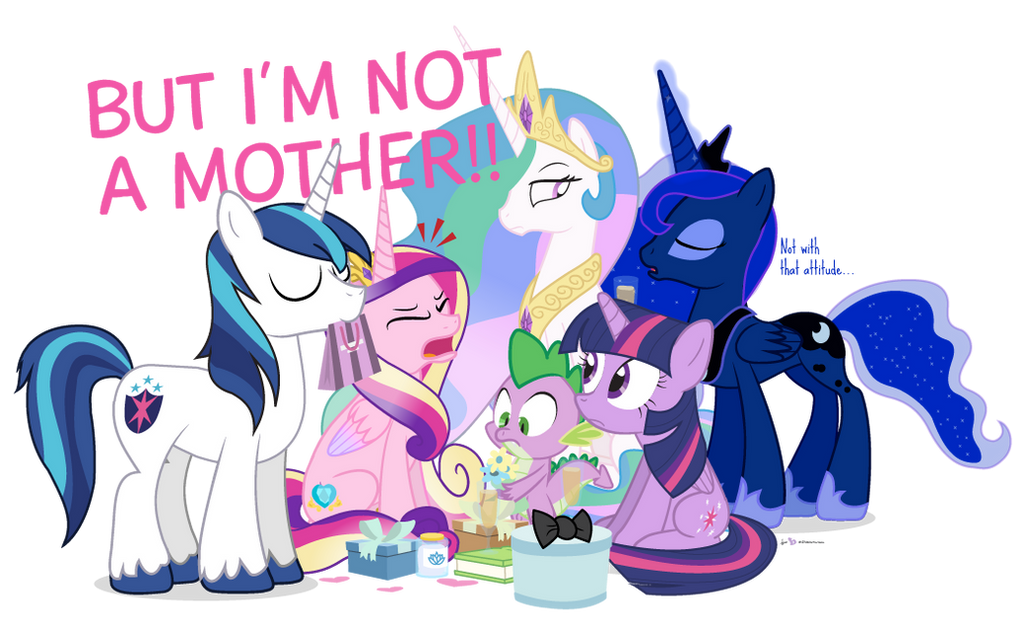 Cadance the Mother by dm29 on DeviantArt