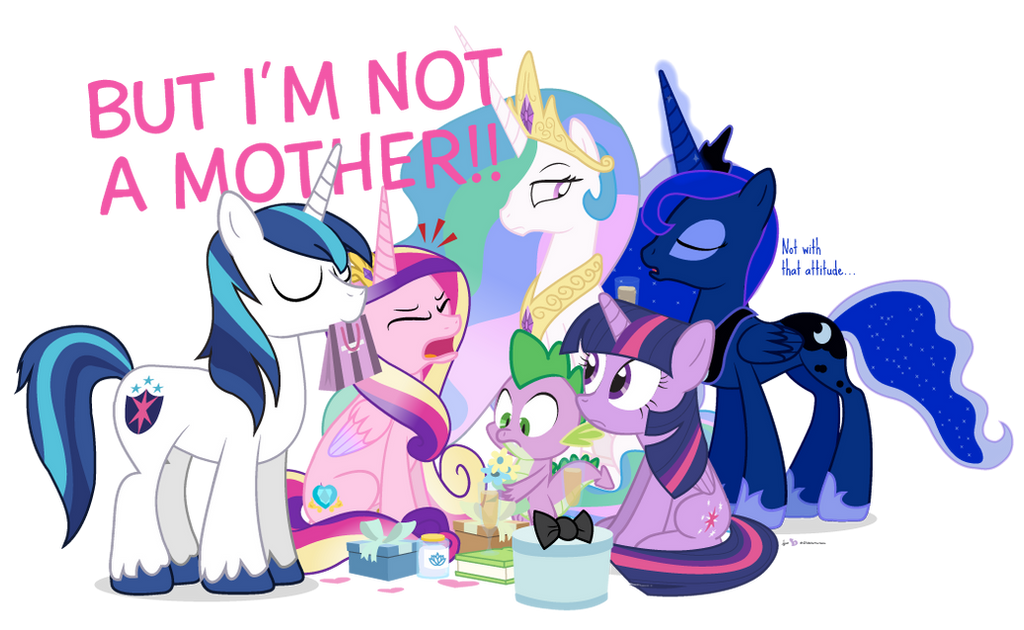 Cadance the Mother