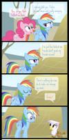 Comic Block: Griffinbird Eyes