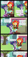 Comic Block: Seeing Double by dm29