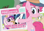 Nopony Expects The Pinkuisition!