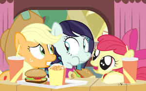 She Wanted To Tag Along by dm29