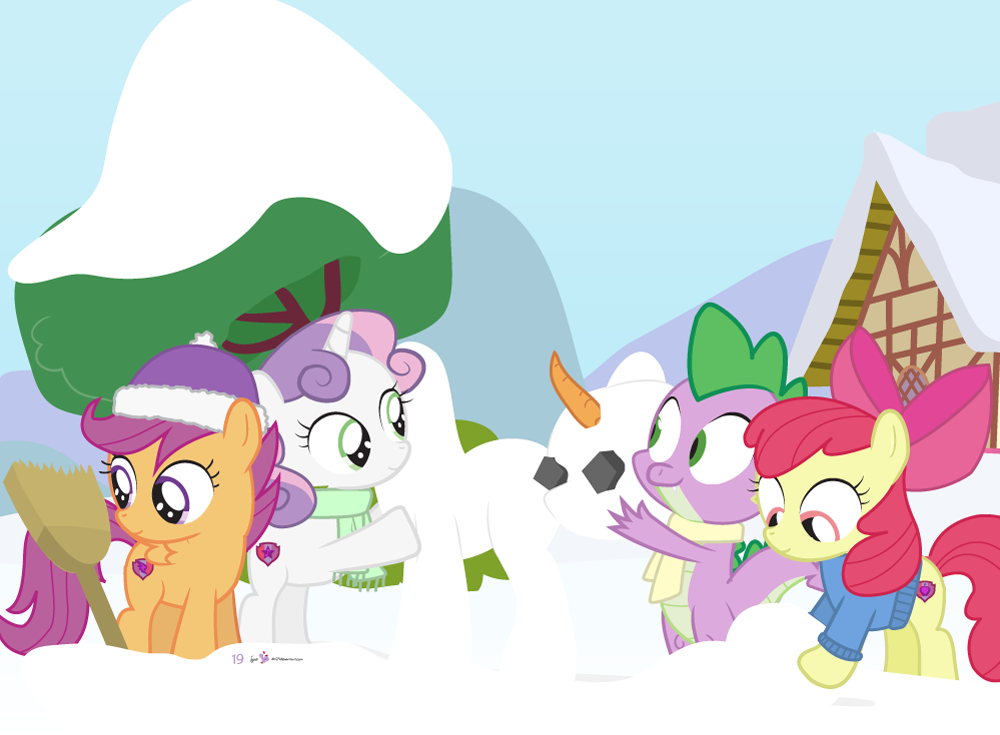 _dm29holidayhorse_day_19__spike_and_the_cmc_by_dm29-d9kjn6a.png
