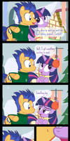 Comic Block: A Hearth's Warming Gift by dm29