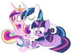 I'm Your Aunt Twilight!