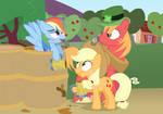 Pegasus, Sloshed