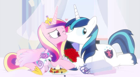 Cadance the Mother's Day by dm29