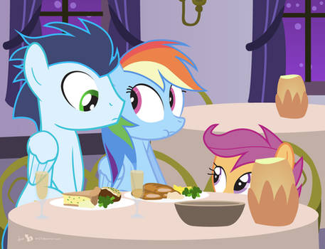 Table For Three [!C]