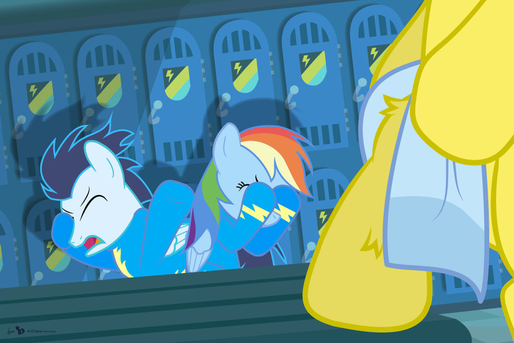 COVER UP, SPITFIRE!! by dm29