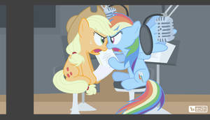 The Squabbles of Ashleigh Ball