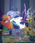GAME OVER, EVERYPONY