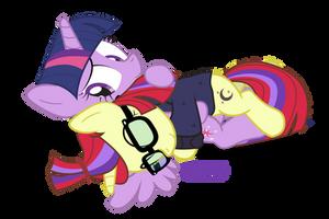 Hug of the Moondancer by dm29