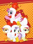 Pinkie Pie's Prosperity Posse