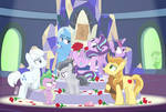 Starlight's Suitors