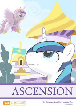 dm29 presents: Ascension (Cover Page)
