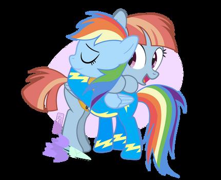 [S7 SPOILER] Rainbow Dash Loves Her Momma