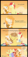 Comic Block: The Perfect Paraphrasing by dm29