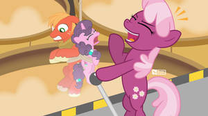 Big Mac and Sugar Belle in: 'Mulled Peril!'